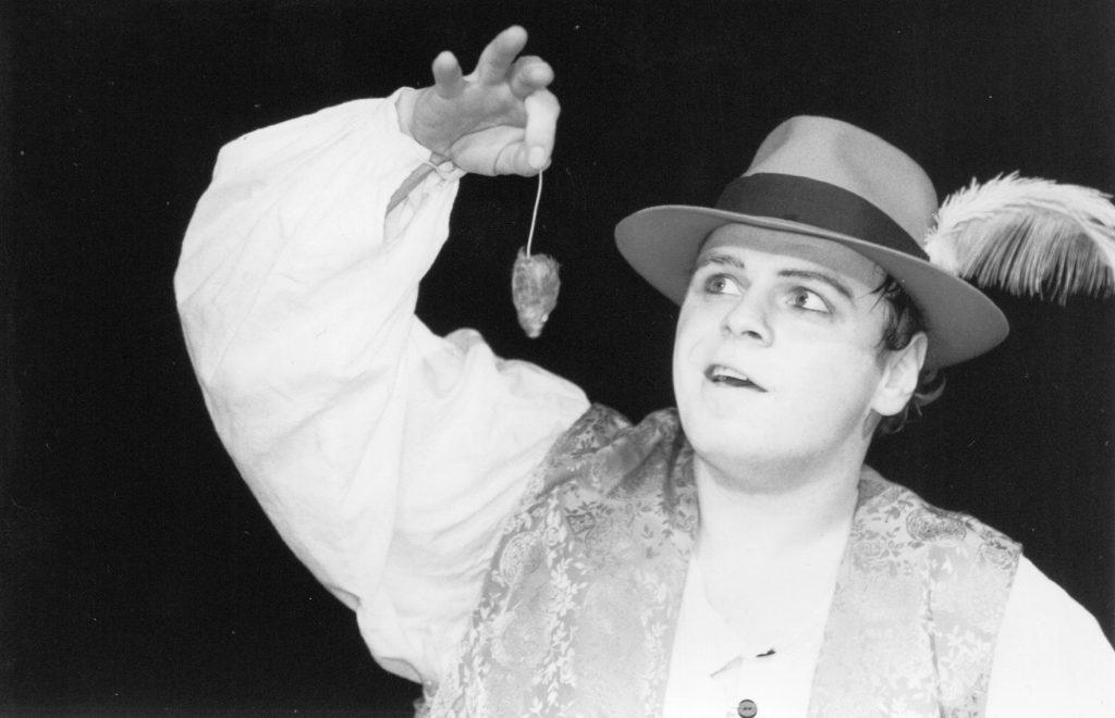 1996 - Tamalan Theater: Der gestiefelte Kater - Solo für einen Frechdachs
