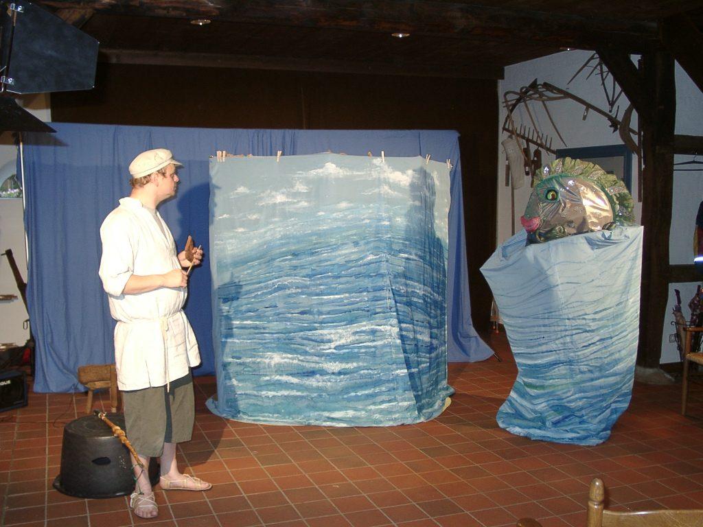 2003 - Vom Fischer und seiner Frau oder: Wünschen will gelernt sein